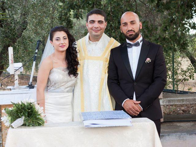 Il matrimonio di Domenico e Anna a Pisticci, Matera 285