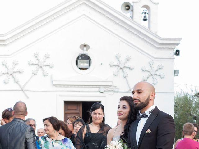 Il matrimonio di Domenico e Anna a Pisticci, Matera 290