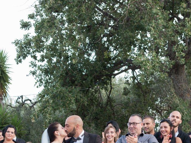 Il matrimonio di Domenico e Anna a Pisticci, Matera 291