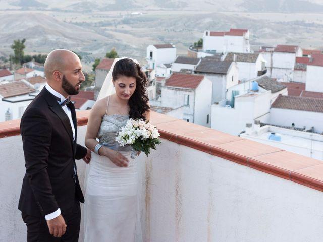 Il matrimonio di Domenico e Anna a Pisticci, Matera 292