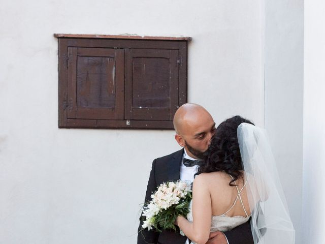 Il matrimonio di Domenico e Anna a Pisticci, Matera 294