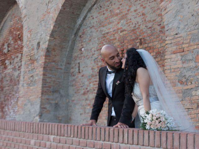 Il matrimonio di Domenico e Anna a Pisticci, Matera 299