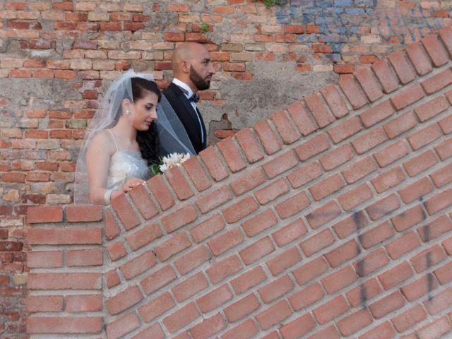 Il matrimonio di Domenico e Anna a Pisticci, Matera 302