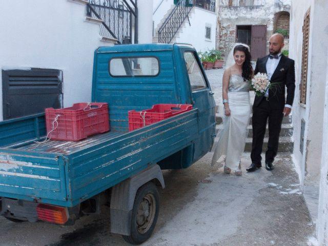 Il matrimonio di Domenico e Anna a Pisticci, Matera 307