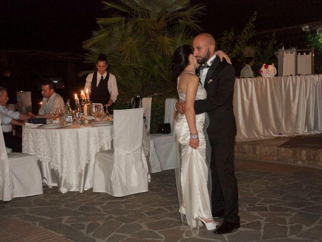 Il matrimonio di Domenico e Anna a Pisticci, Matera 323