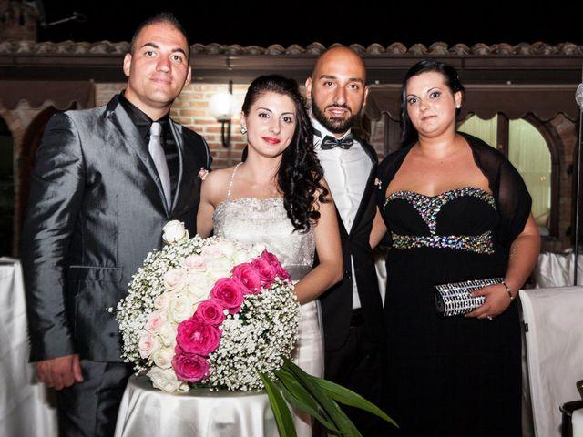 Il matrimonio di Domenico e Anna a Pisticci, Matera 339