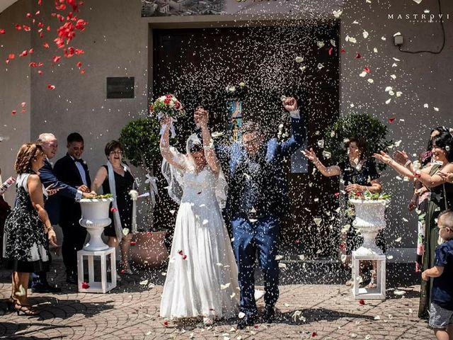 Il matrimonio di Cosimo e Anna Rita a Taranto, Taranto 1