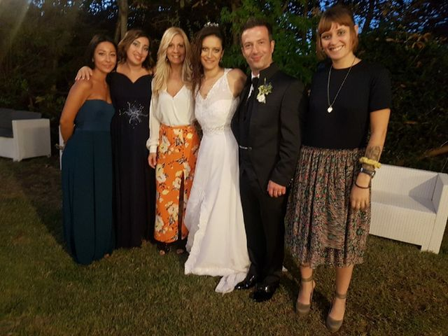 Le nozze di Anna Villa e Francesco Gallizzi