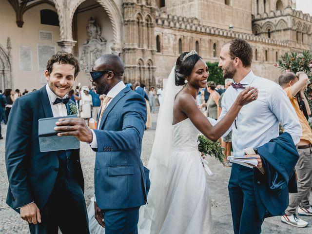 Le nozze di Giulio e Marie