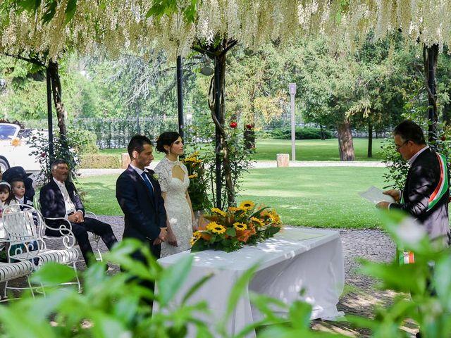 Le nozze di Bruna e Emanuele