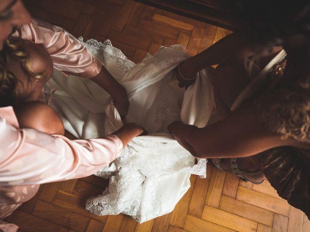Il matrimonio di Matteo e Elisa a Tarcento, Udine 8