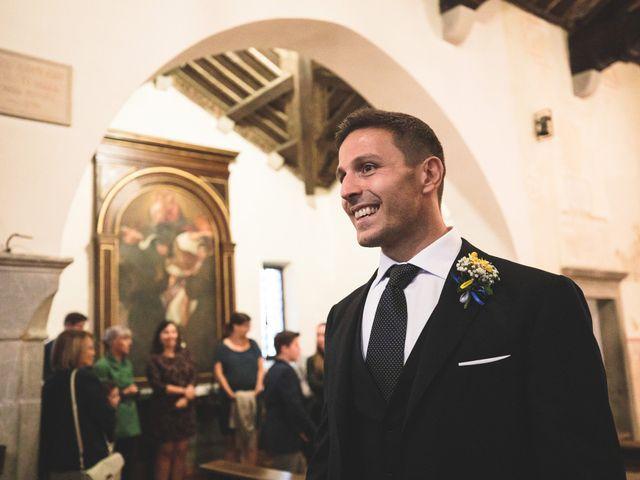 Il matrimonio di Matteo e Elisa a Tarcento, Udine 15