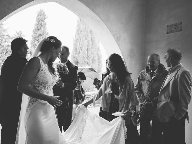 Il matrimonio di Matteo e Elisa a Tarcento, Udine 19