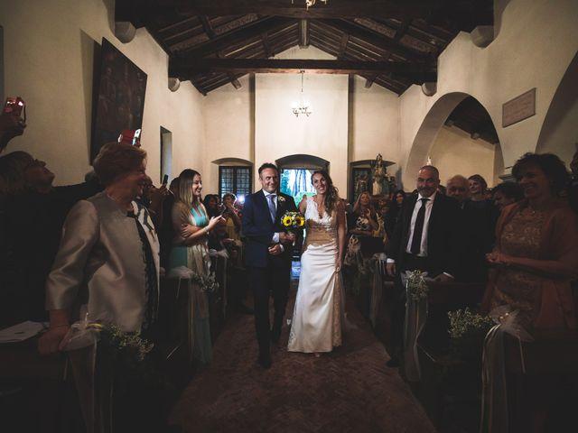 Il matrimonio di Matteo e Elisa a Tarcento, Udine 20