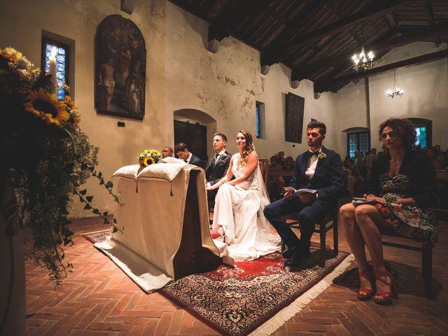 Il matrimonio di Matteo e Elisa a Tarcento, Udine 22