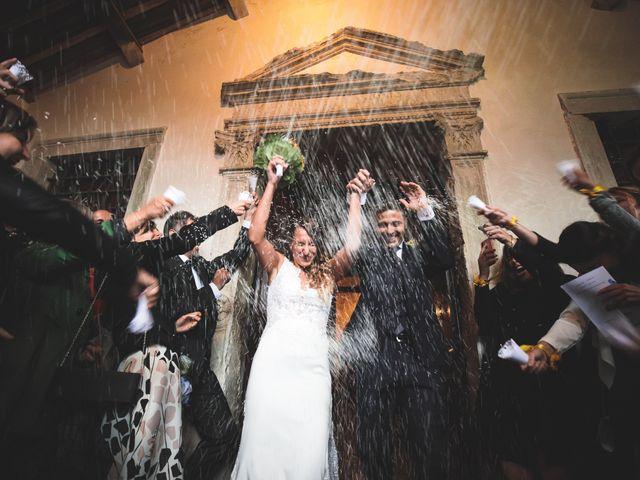 Il matrimonio di Matteo e Elisa a Tarcento, Udine 26