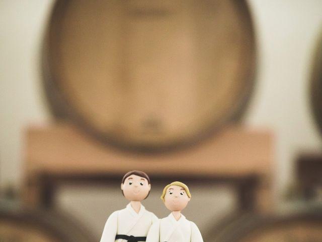 Il matrimonio di Matteo e Elisa a Tarcento, Udine 37