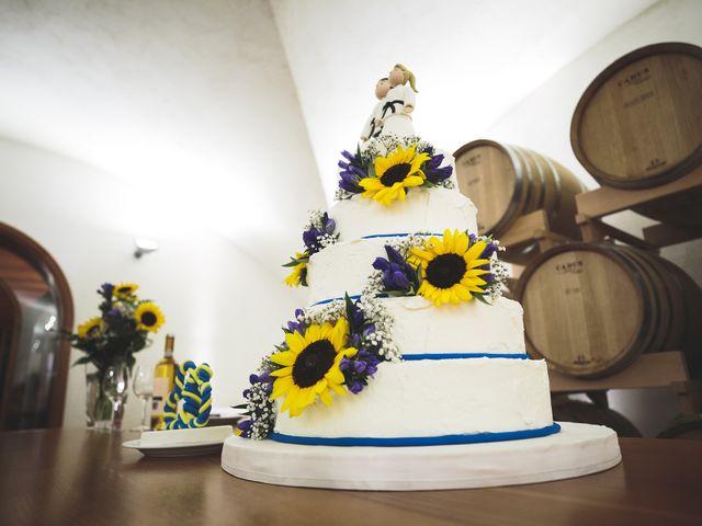 Il matrimonio di Matteo e Elisa a Tarcento, Udine 38