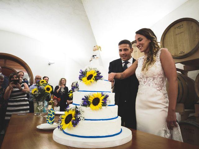 Il matrimonio di Matteo e Elisa a Tarcento, Udine 39