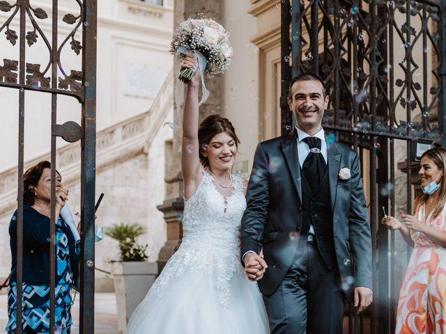 Le nozze di Simone e Michela