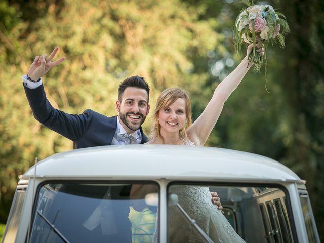 Le nozze di Caterina e Paolo