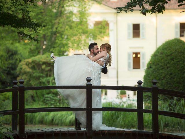 Il matrimonio di Paolo e Caterina a Porto Mantovano, Mantova 21