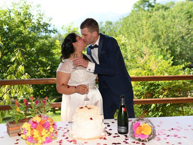 Le nozze di Cintia e Luca