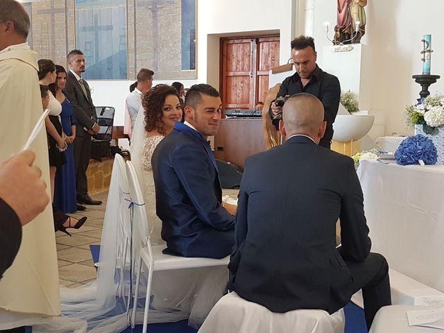 Il matrimonio di michele e marina a Gibellina, Trapani 3
