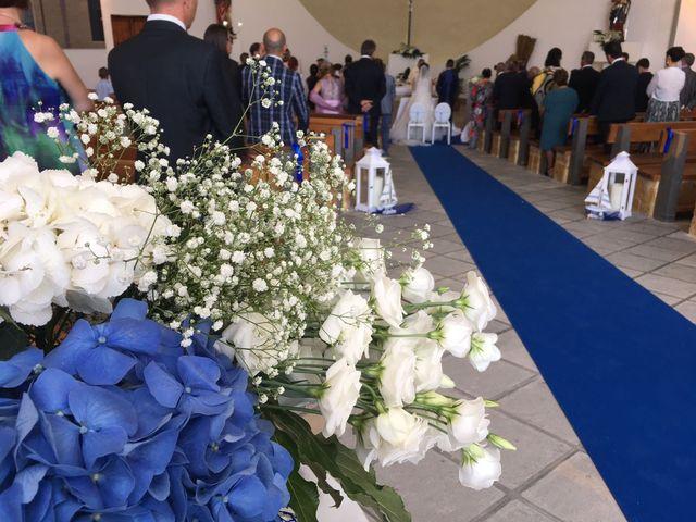 Il matrimonio di michele e marina a Gibellina, Trapani 5