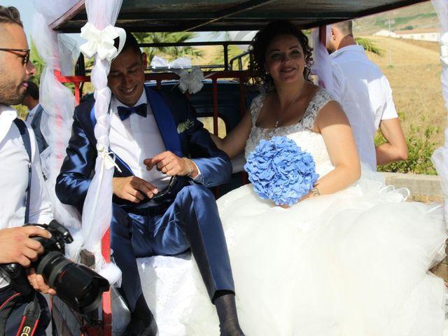 Il matrimonio di michele e marina a Gibellina, Trapani 1