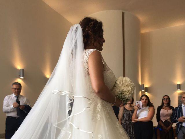 Il matrimonio di michele e marina a Gibellina, Trapani 9
