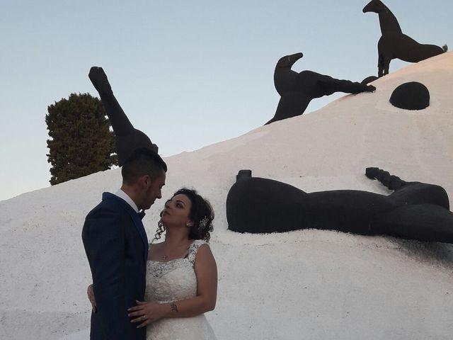 Il matrimonio di michele e marina a Gibellina, Trapani 10