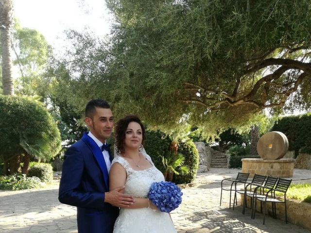 Il matrimonio di michele e marina a Gibellina, Trapani 12