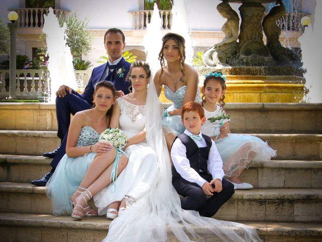 Il matrimonio di Antonio e Mariacarmela  a Rionero in Vulture, Potenza 11