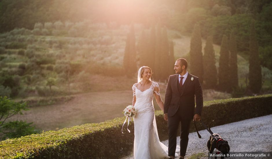 Il matrimonio di Rodrigo e Barbara a Pistoia, Pistoia