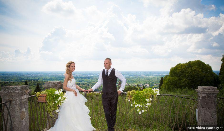 Il matrimonio di Carmelo e Elena a Sagrado, Gorizia