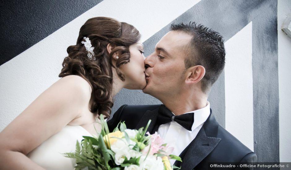 Il matrimonio di Tony e Daniela a Favara, Agrigento