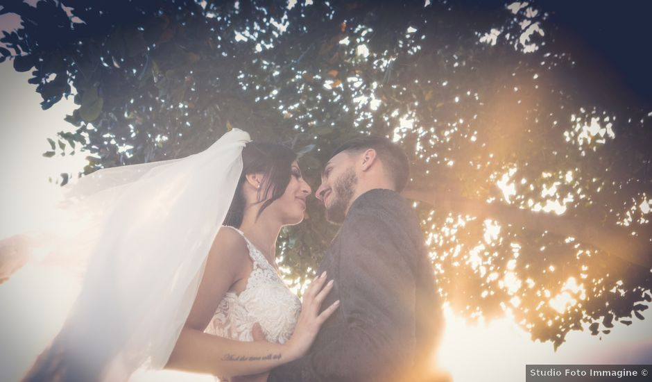 Il matrimonio di Davide e Veronica a Selargius, Cagliari