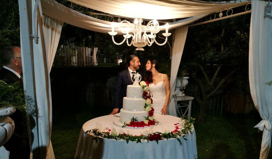 Il matrimonio di Fabio e Anna a Nicolosi, Catania