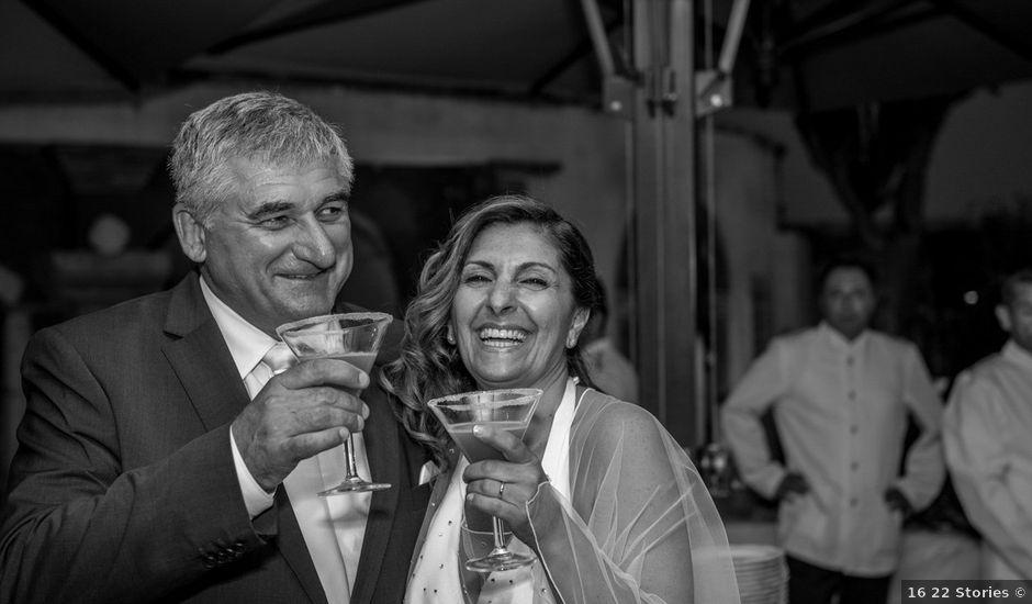 Il matrimonio di Roberto e Carmen a Gaeta, Latina