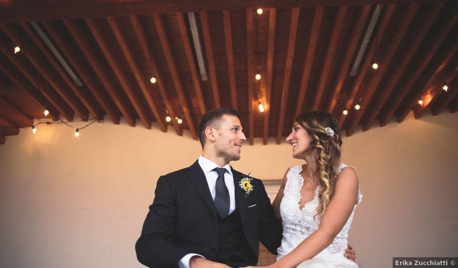 Il matrimonio di Matteo e Elisa a Tarcento, Udine