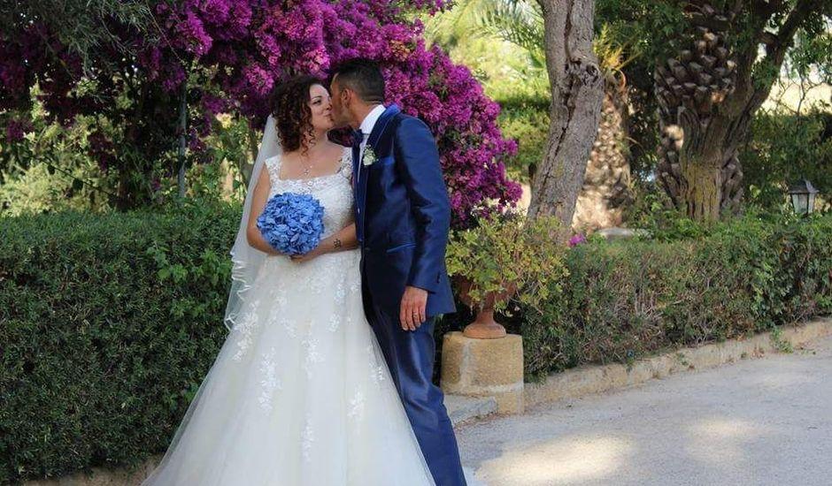 Il matrimonio di michele e marina a Gibellina, Trapani