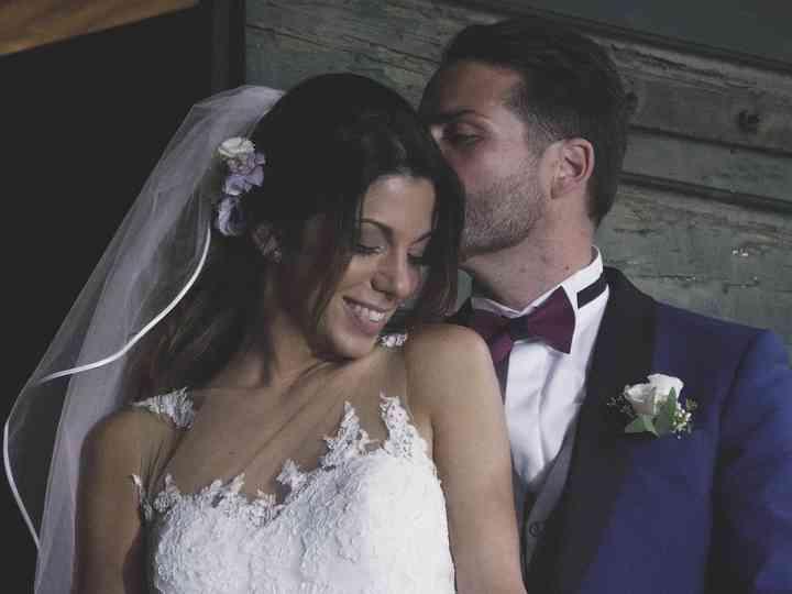 le nozze di Irene e Dario