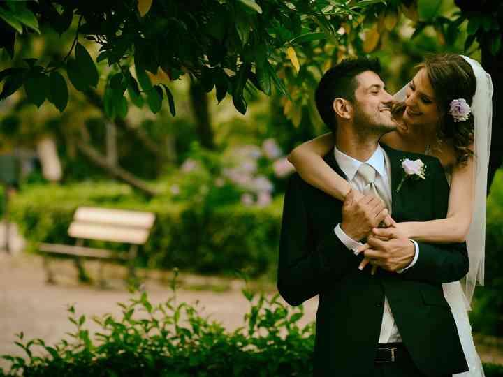 Le nozze di Ivana e Enrico