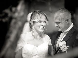 Le nozze di Tania e Luca