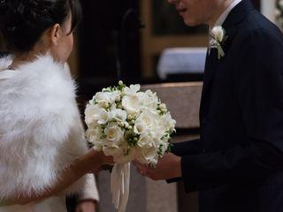 Le nozze di Alberto e Chiara