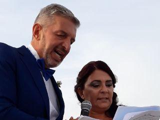 Le nozze di Ugo e Sonia 1
