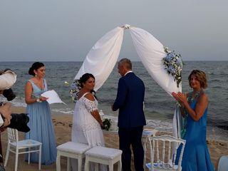 Le nozze di Ugo e Sonia 2