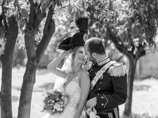 Le nozze di Elena e Giuliano