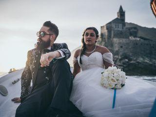 Le nozze di Julia e Jacopo